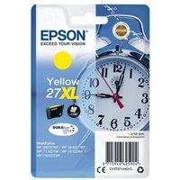 Image of Epson 27XL Yellow Inkjet Cartridge