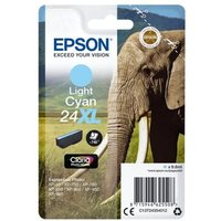 Image of Epson 24XL Light Cyan Inkjet Cartridge