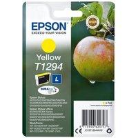 Image of Epson T1294 Yellow Inkjet Cartridge