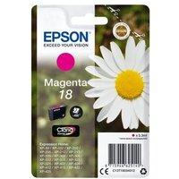 Image of Epson 18 Magenta Inkjet Cartridge