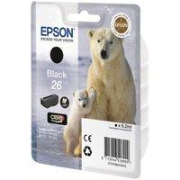 Image of Epson 26 Photo Black Inkjet Cartridge