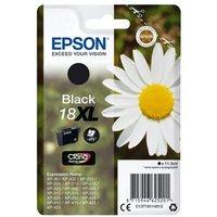 Image of Epson 18XL Black Inkjet Cartridge