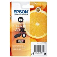 Image of Epson 33XL Photo Black Inkjet Cartridge