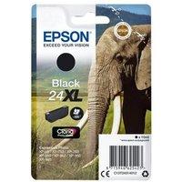 Image of Epson 24XL Black Inkjet Cartridge