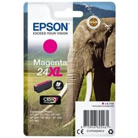 Image of Epson 24XL Magenta Inkjet Cartridge