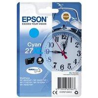 Image of Epson 27XL Cyan Inkjet Cartridge