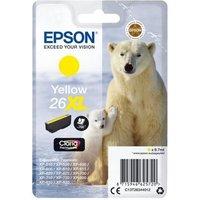 Image of Epson 26XL Yellow Inkjet Cartridge