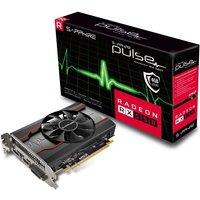 Sapphire AMD Radeon RX 550 4GB PULSE Graphics Card sale image