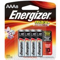 Energizer Max E92/aaa Pk8