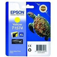 Image of Epson T1574 Yellow Inkjet Cartridge