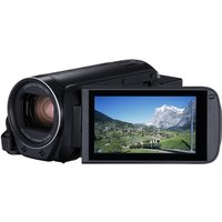 Canon Legria HF R806 Camcorder Black FHD Flash