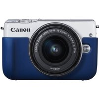 Canon EH28-FJ Face Jacket for EOS M10 - Navy