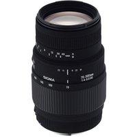 Sigma 70-300mm f/4-5.6 DG Macro Telephoto Zoom Lens Nikon AF fit