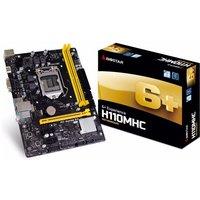Biostar Intel H110MHC Socket 1151 mATX Motherboard
