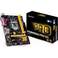 Biostar Intel H110M DS2 Pro D4 Socket 1151 mATX Motherboard