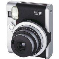 Fujifilm Instax Mini 90 Instant Camera - Black inc 10 Shots