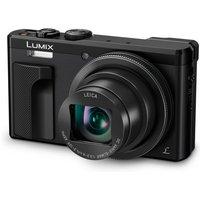 Panasonic Dmc-tz80 Camera Black 18.1mp 30xzoom 3.0lcd 4k Fhd 24mm Leica Dc