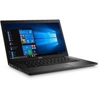 Dell Latitude 7480 Laptop, Intel Core i7-7600U 2.8GHz, 8GB RAM, 256GB SSD, 14 Full HD, No-DVD, Intel HD 620, WIFI, Webcam, Bluet