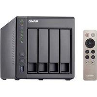 QNAP TS-451+-2G 24TB (4 x 6TB SGT-IW) 4 Bay Desktop NAS with 2GB RAM