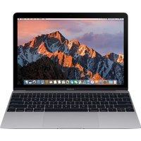 Apple MacBook, Intel Core i5 1.3GHz, 8GB RAM, 512GB SSD, 12 IPS 2304x1440 , No-DVD, Intel HD, WIFI, macOS Sierra - Space Grey