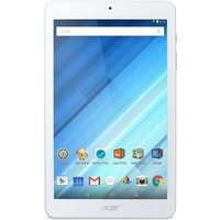 Acer Iconia One 8 (B1-850) Tablet PC, Quad Core A7 MediaTek MT8163 1.3GHz, 1GB RAM, 16GB Storage, 8