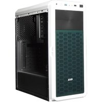 AVP X6 Mid Tower White Case