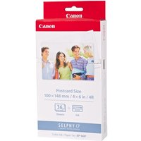 Canon Ink/paper For Selphy Cp Printers