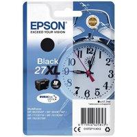 Image of Epson 27XL Black Inkjet Cartridge