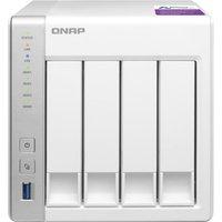 QNAP TS-431P 32TB (4 x 8TB SGT-IW) 4 Bay Desktop NAS