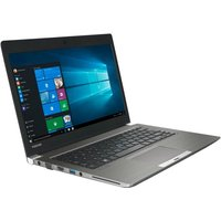 "Toshiba Portege A30-C-1CZ Laptop, Intel Core i5-6200U 2.3GHz, 8GB RAM, 256GB SSD, 13.3"" HD, DVDRW, Intel HD, WIFI, Bluetoot"
