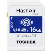 Toshiba 16GB FlashAir W-04 SD Card