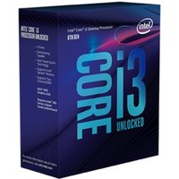 Intel Core i3 8350K 4.00GHz Quad Core Socket 1151 Processor