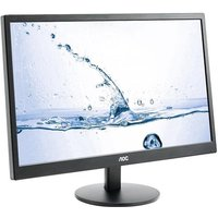 AOC M2470SWH 24Inch Full HD MVA monitor with speakers