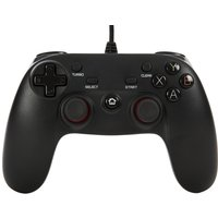 Wired PC Double Vibration Gamepad