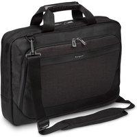 "Targus CitySmart 14,15,15.6"" Slimline Topload Laptop Case - Black/Grey"