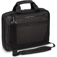 "Targus CitySmart 14,15,15.6"" High Capacity Topload Laptop Case - Black/Grey"