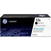 HP 17A Black Original LaserJet Toner Cartridge - CF217A