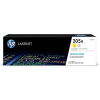HP 205A Yellow Original LaserJet Toner Cartridge (CF532A)