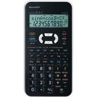Sharp EL-531XH Scientifc Calculator - Black -EL531XBWH