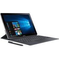 "Samsung Galaxy Book 12 2-in-1 Laptop, Intel Core i5 7200U 2.5 GHz, 8GB RAM, 256GB SSD, 12"" OLED, No-DVD, Intel HD, WIFI, Bl"