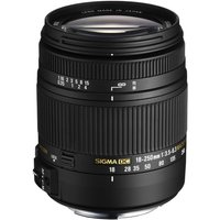 Sigma 18-250mm f/3.5-6.3 DC HSM Stabilised Macro Zoom Lens Canon Fit