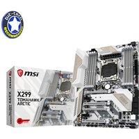 MSI Intel X299 TOMAHAWK ARCTIC Gaming Motherboard
