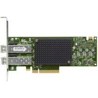 HPE StoreFabric SN1200E 16 Gb Dual Port Host Bus Adapter
