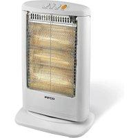 Pifco P42001 1200W Halogen Heater