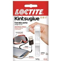 Loctite Kintsuglue Putty White 5g Pack of 3 2239177