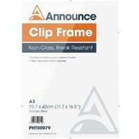 A3 Clip Frame