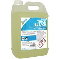 Image of 2Work Thick Bleach 5 Litre 2W03977