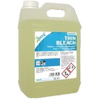 Image of 2Work Thin Bleach 5 Litre 2W03978