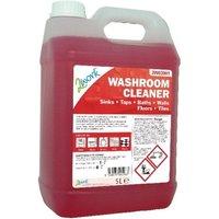 Image of 2Work Washroom Cleaner 5 Litre 2W03981
