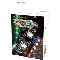 Game Max 30cm Magnetic LED Strip - White
